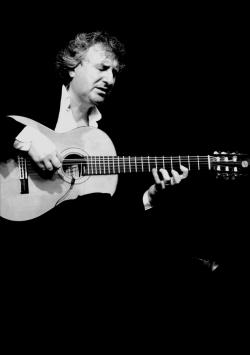 Festivālā RĪGAS RITMI koncertēs spāņu ģitāras virtuozs Eduardo Niebla