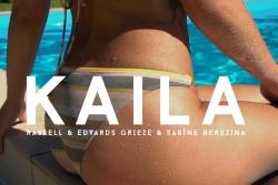Rassell, Sabīne Berezina un Edvards Grieze nāk klajā ar savu vasaras singlu un video ''Kaila''.