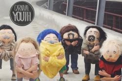 "Grupa ""Carnival Youth"" izdod jaunu singlu un videoklipu."