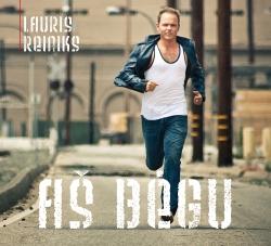 """Lietuvā iznāk Laura Reinika albums """"Aš bégu"""""""