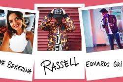 Rassell, Sabīne Berezina un Edvards Grieze laiž klajā jaunu dziesmu ''Anakonda''.